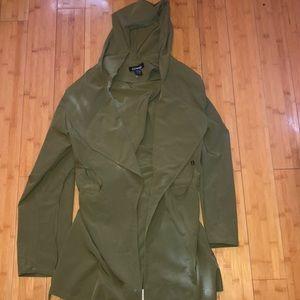 Jackets & Blazers - Hooded Light jacket